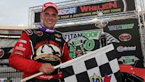 Victory Lane: Mike Stefanik