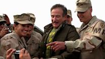 Robin Williams' Connection to US Troops
