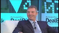 Hedge fund manager Loeb on pensions
