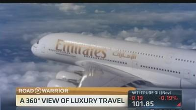 A 360 degree view of luxury travel