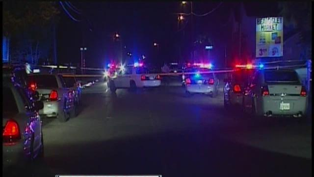 Suspect Dead After Officer Involved Shooting
