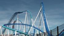 World Record Roller-Coaster Makes Debut Run