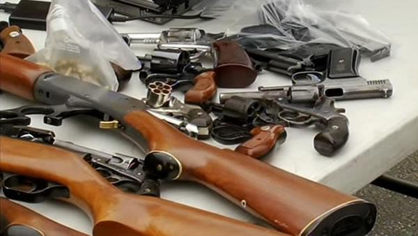 Gun buyback program helped by anonymous donor