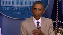 """White House attempts damage control after president's ISIS """"strategy"""" comments"""