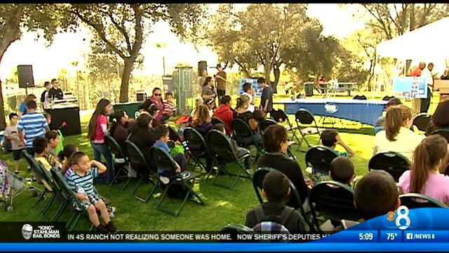 Safe Passage program celebrated in City Heights