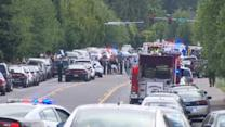 One student, gunman dead in Oregon high school shooting