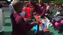 Kids Get Excited About Science On A Boat