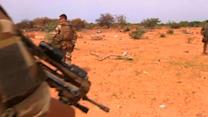 French troops secure Air Algerie crash site