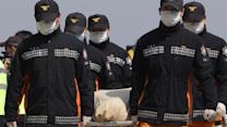 South Korean President Faults Ferry Crew