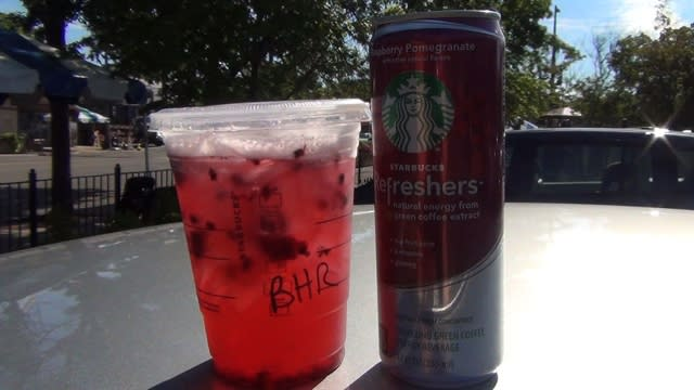 Supertaster Daily: The Tantalizing Promise of Starbucks Refreshers