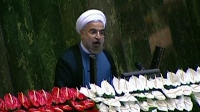 Iran president's appointments bode well for relations with U.S.