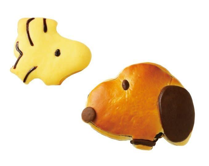 Snoopy 麵包