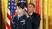 Army Capt. William Swenson Receives Medal of Honor