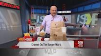 Burger war maneuvers
