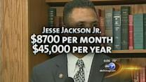 Jesse Jackson Jr. still eligible for government pension, disability pay