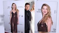 Amber Heard Among Tribeca Film Festival Best Dressed
