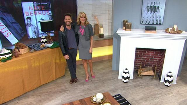 Nate Berkus Takes Decorating Challenge on 'GMA'