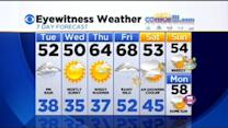 Kate's Tuesday Afternoon Forecast: March 31, 2015