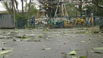 Memories of happier times after typhoon Rammasun in Vietnam