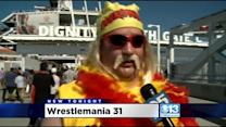 Wrestlemania 31 Rocks Levi's Stadium