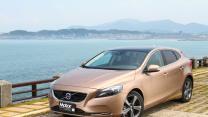 國內新車試駕-Volvo V40 T3
