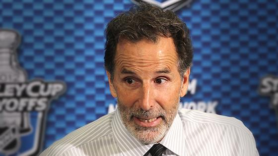 Why John Tortorella was fired as head coach of the NY Rangers.
