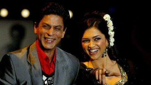 Deepika is lot more comfortable with Shahrukh