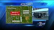 Police continue to investigate metro-wide ATM theft spree