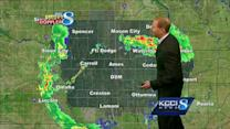 Video-Cast: Storm chances through the day