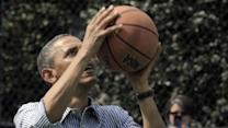 Miller evaluates Obama's basketball skills
