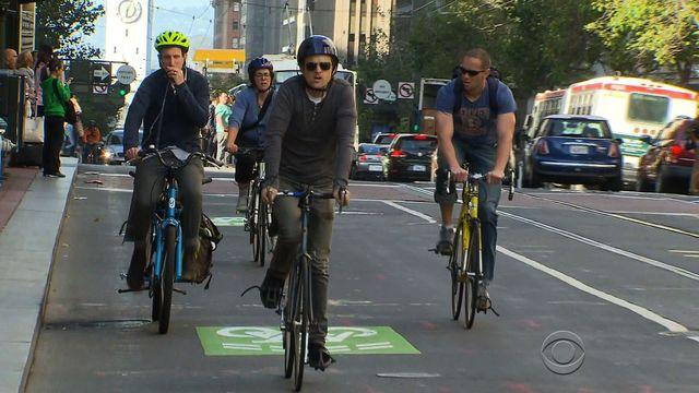 San Francisco's high-tech solution for bike thefts