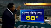 Tim Williams Has Your Saturday Afternoon Forecast