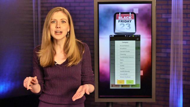 Tech deals and apps for Black Friday