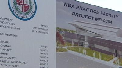 City Leaders Get Time, Money For New Thunder Facility