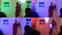 Video: Shahid and Mira groove together at sangeet ceremony
