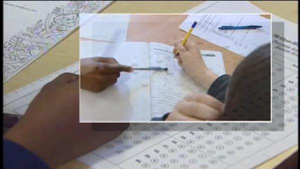 Mayoral candidates weigh in on low test scores