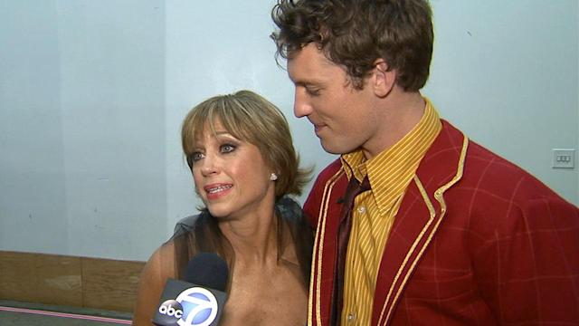 'Dancing With The Stars': Dorothy Hamill grateful for opportunity