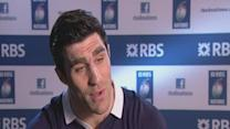Brown rates Scotland's chances against Ireland