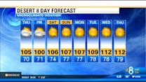 MicroClimate Forecast: Wednesday, June 25, 2014 (Morning)