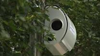 Chicago speed cameras issue tickets at Gompers Park