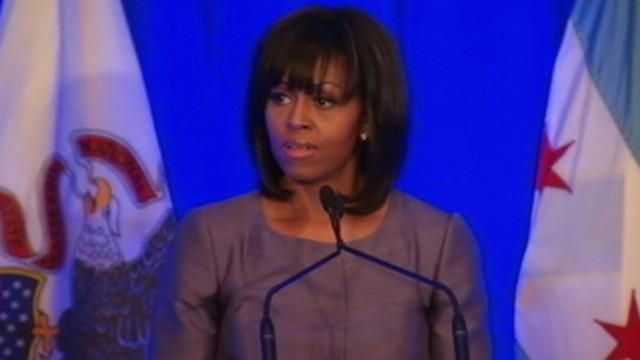 Michelle Obama's Emotional Plea for Gun Control