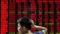 China and the market slide