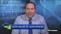 Auto sales way up, but length of loans a concern