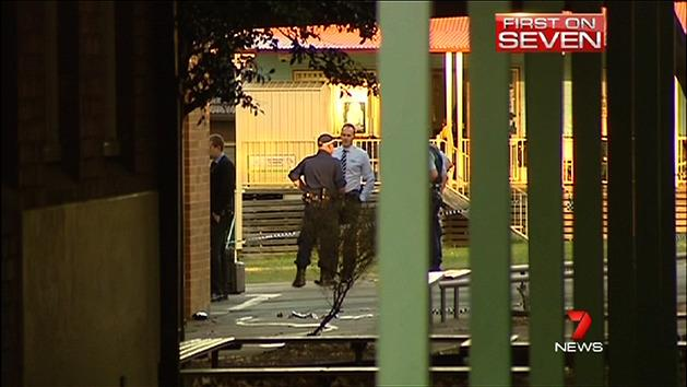 Haberfield primary school girls assaulted