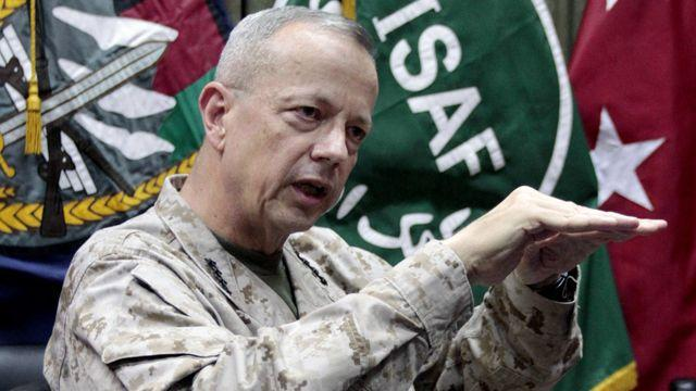 Top US commander investigated as Petraeus scandal widens