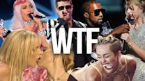 "4 MOST ""WTF"" MTV VIDEO MUSIC AWARD MOMENTS"