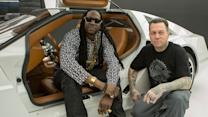 Most Expensivest Shit - 2 Chainz Geeks Out Over a $500K DeLorean by West Coast Customs