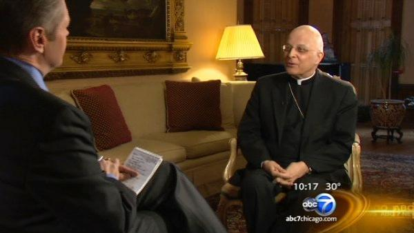 Special Segment: Cardinal George and Alan Krashesky, one-on-one