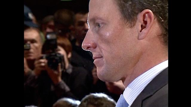 Armstrong confessa doping