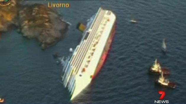Costa Concordia case in court